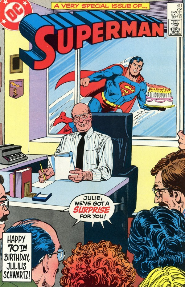 Superman #411