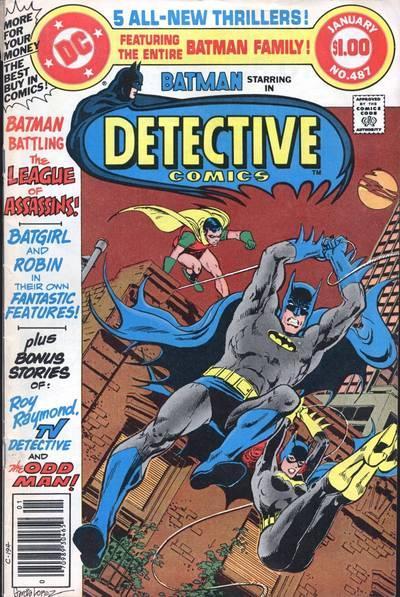 Detective Comics #487