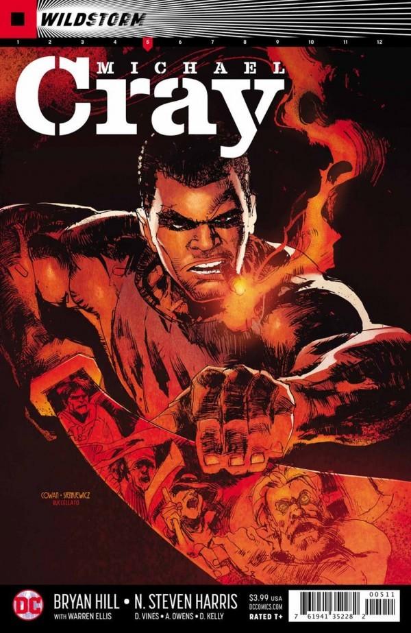 Wildstorm: Michael Cray #5