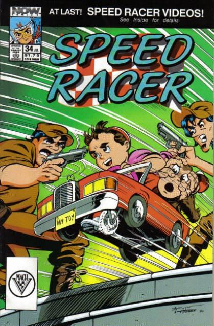 Speed Racer #34