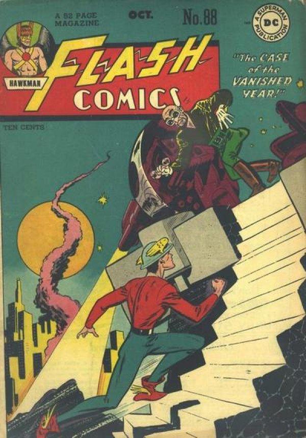 Flash Comics #88