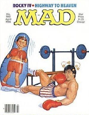 Mad Magazine #262