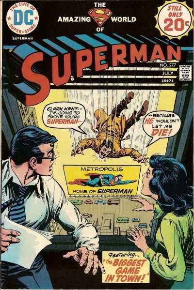 Superman #277