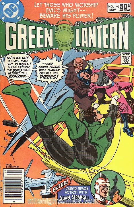 Green Lantern #140