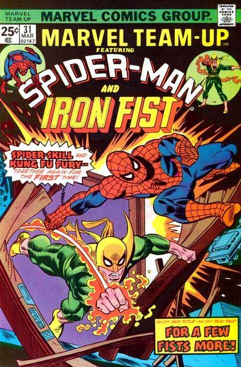 Marvel Team-Up #31