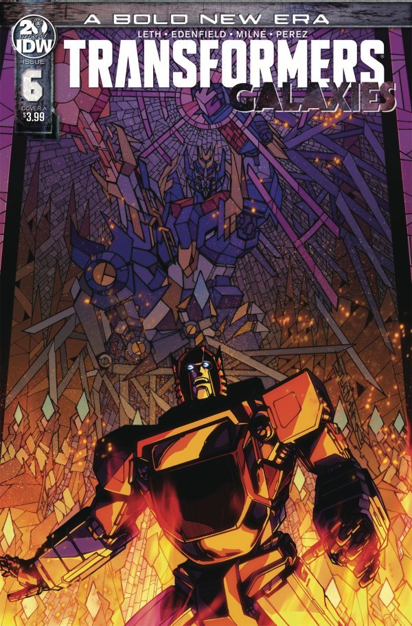 Transformers: Galaxies #6