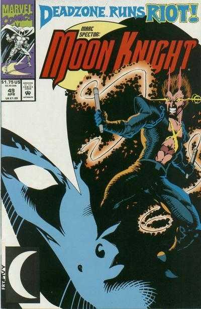 Marc Spector: Moon Knight #49