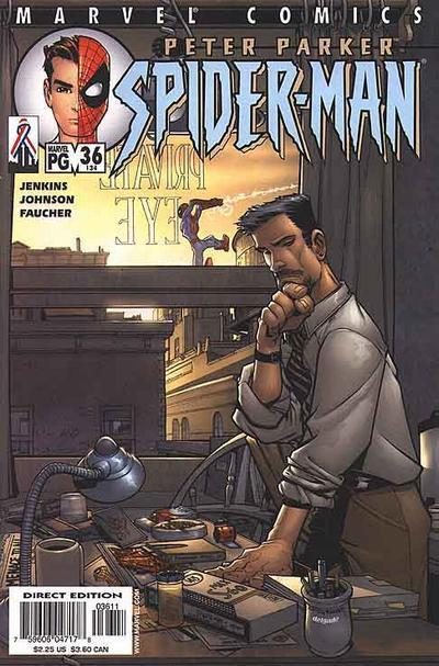 Peter Parker: Spider-Man #36