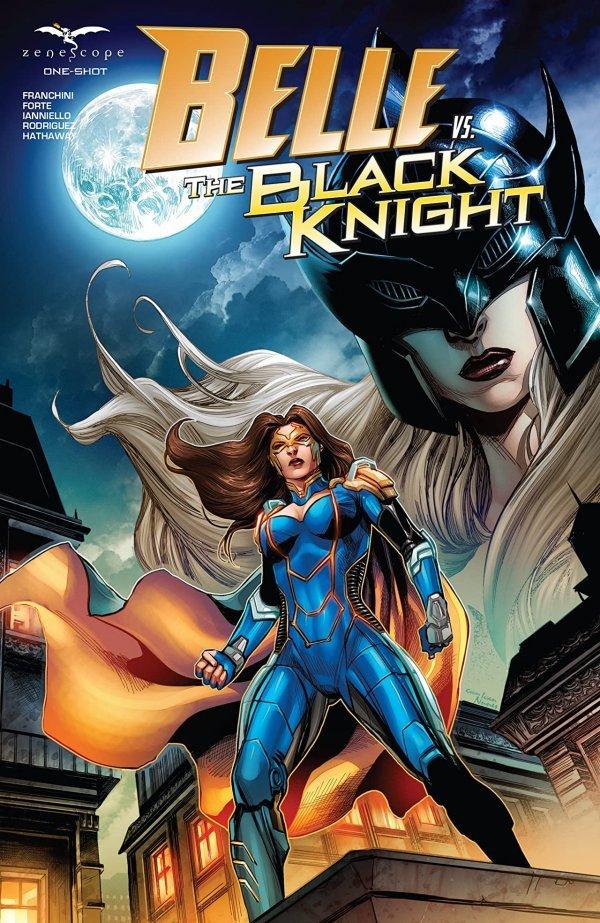 Belle Vs. Black Knight #1