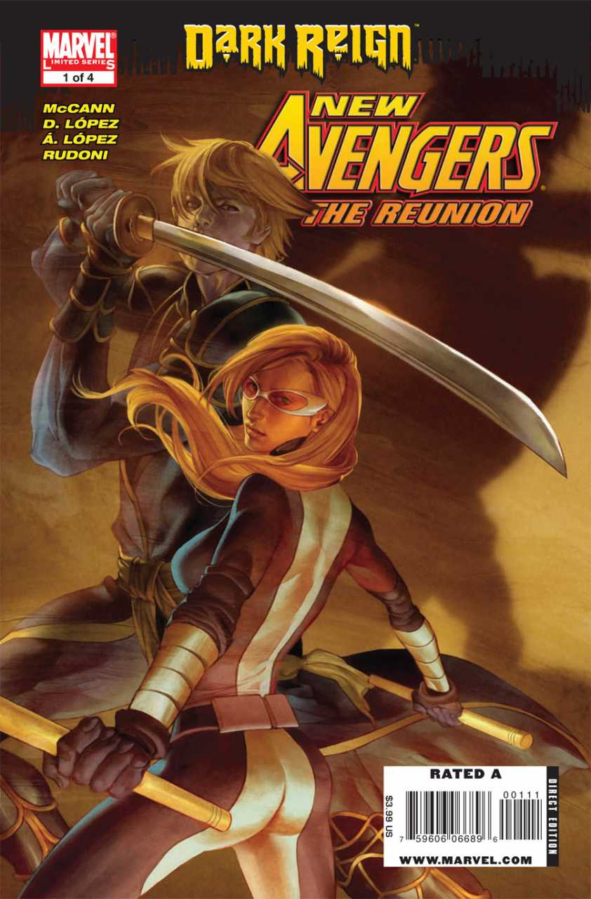 New Avengers: The Reunion #1