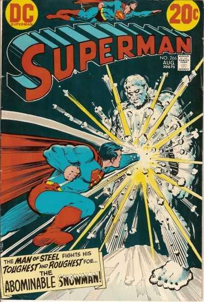 Superman #266
