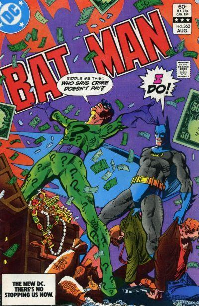 Batman #362
