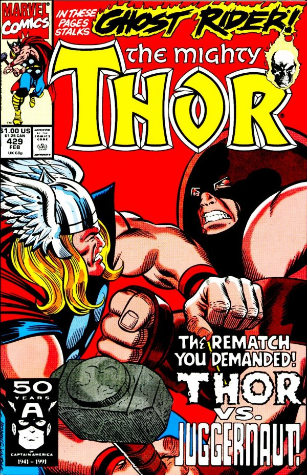 The Mighty Thor #429