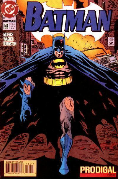 Batman #514