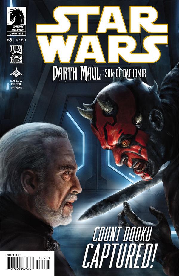 Star Wars: Darth Maul - Son of Dathomir #3