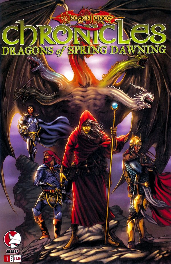 Dragonlance Chronicles: Dragons of Spring Dawning #1