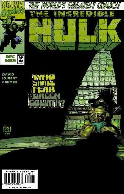 The Incredible Hulk #459