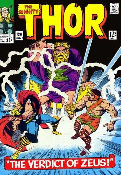 The Mighty Thor #129