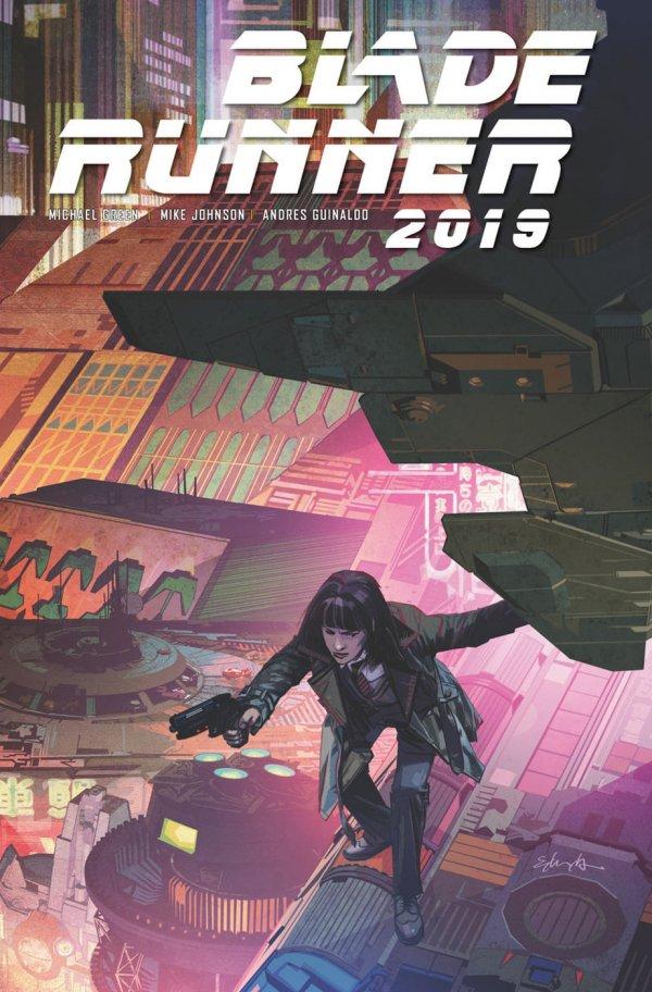 Blade Runner 2019 #9 review
