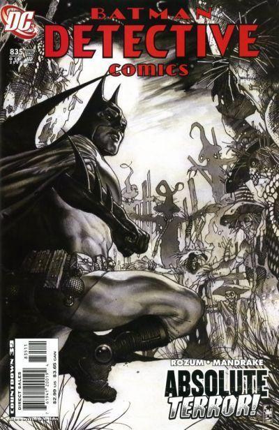 Detective Comics #835