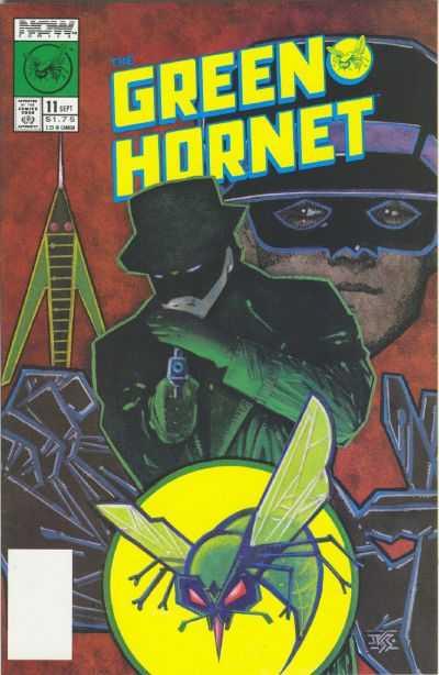 The Green Hornet #11