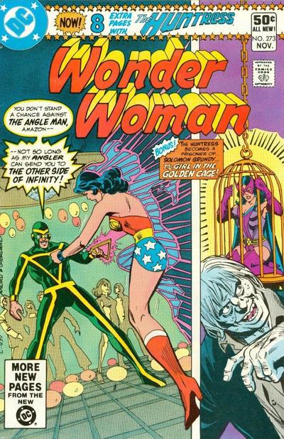 Wonder Woman #273