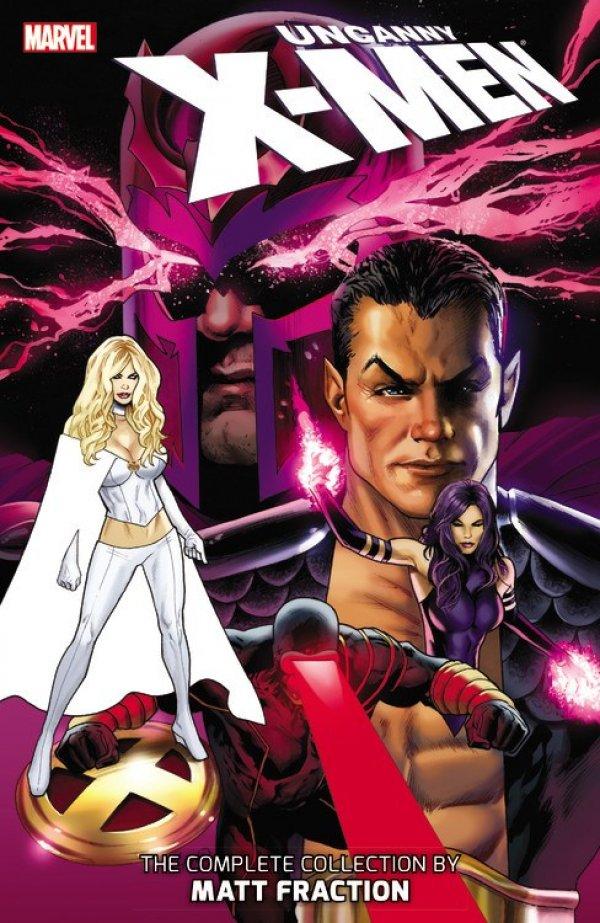 Uncanny X-Men Complete Collection by Fraction Vol. 2 TP