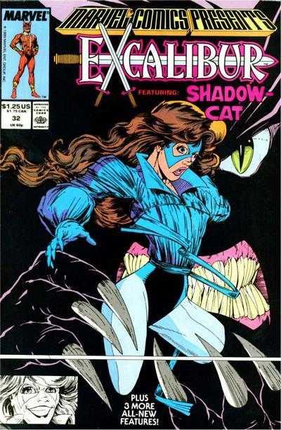 Marvel Comics Presents #32