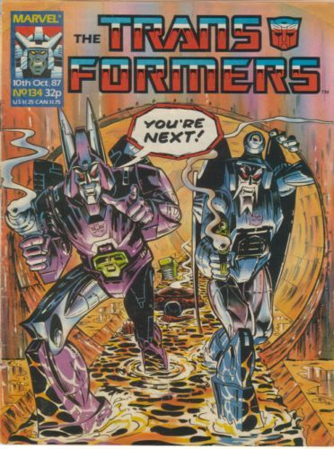 The Transformers #134