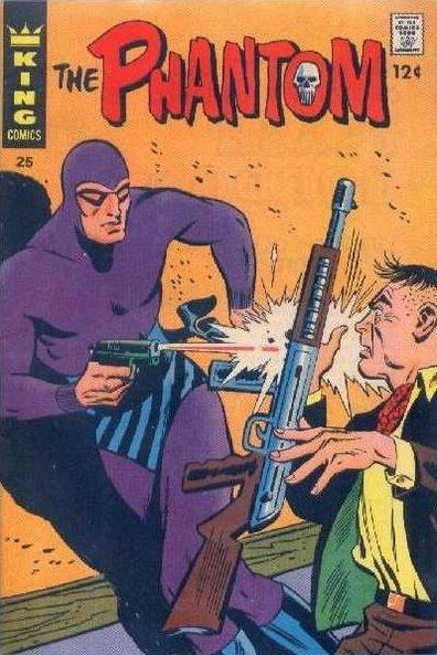 The Phantom #25