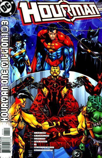 Hourman #11