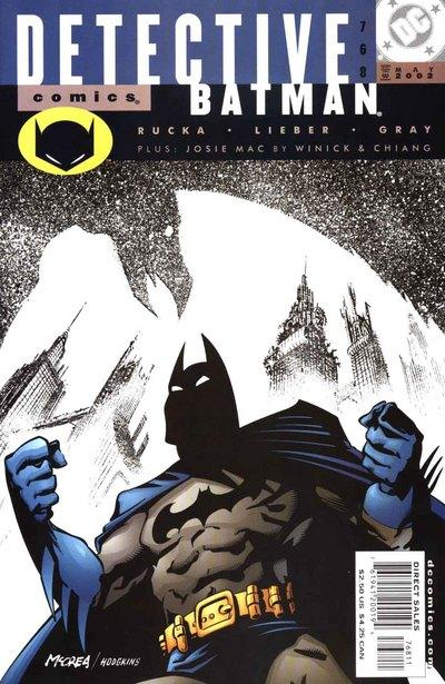 Detective Comics #768