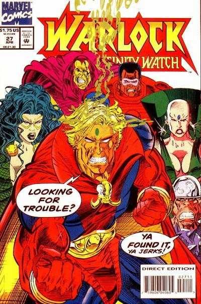 Warlock and the Infinity Watch #27