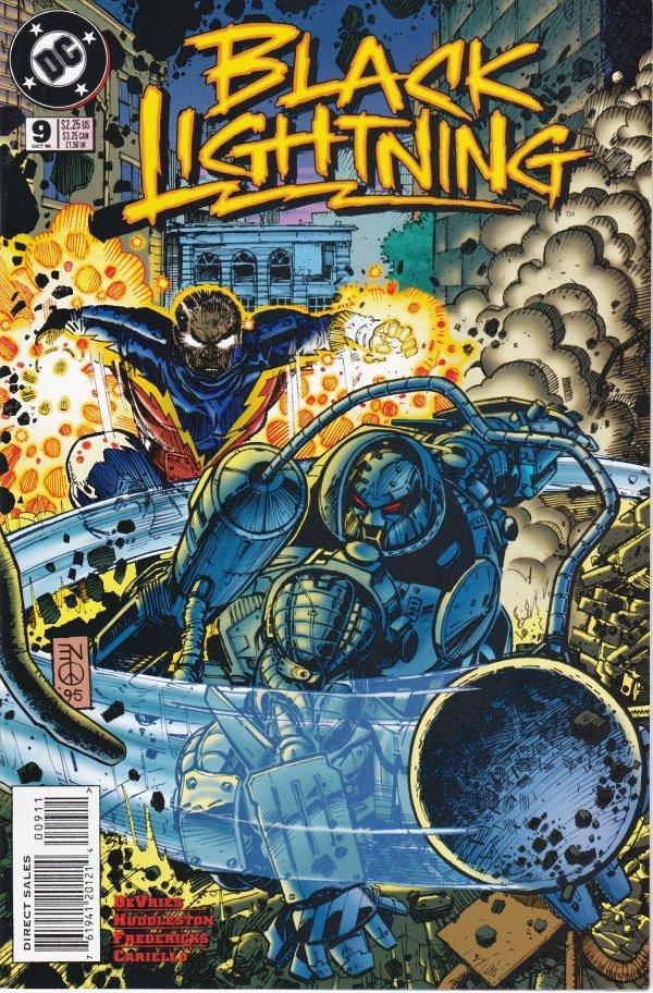 Black Lightning #9