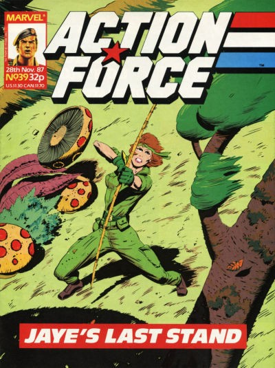 Action Force #39