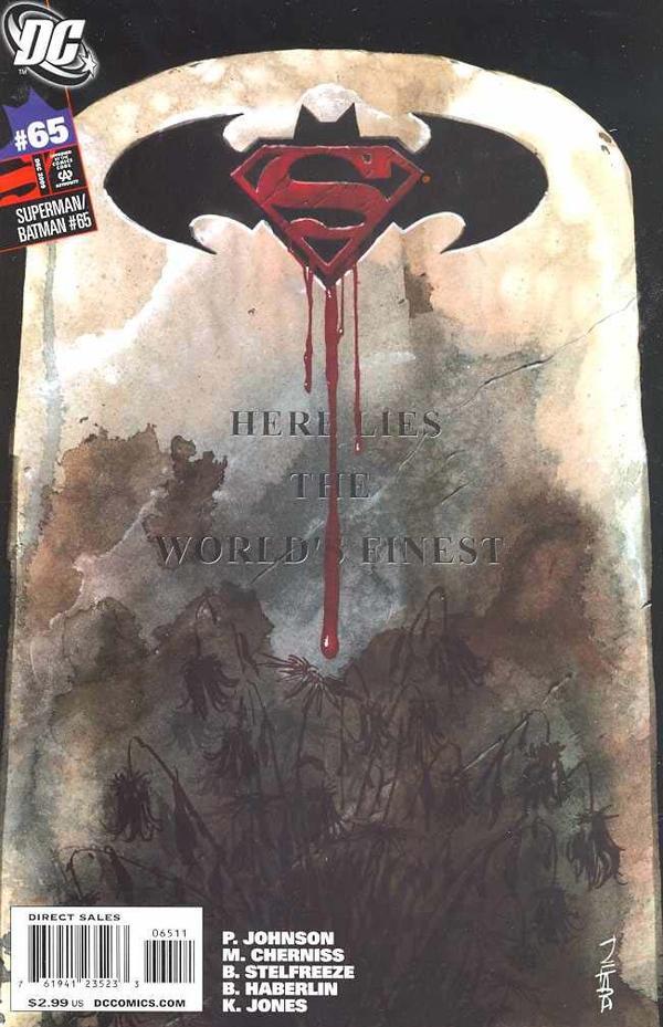 Superman / Batman #65