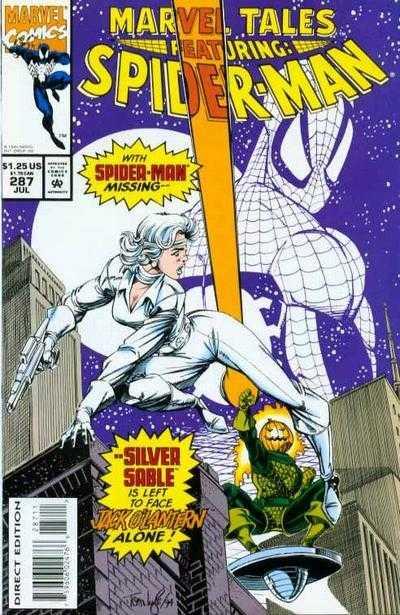 Marvel Tales #287