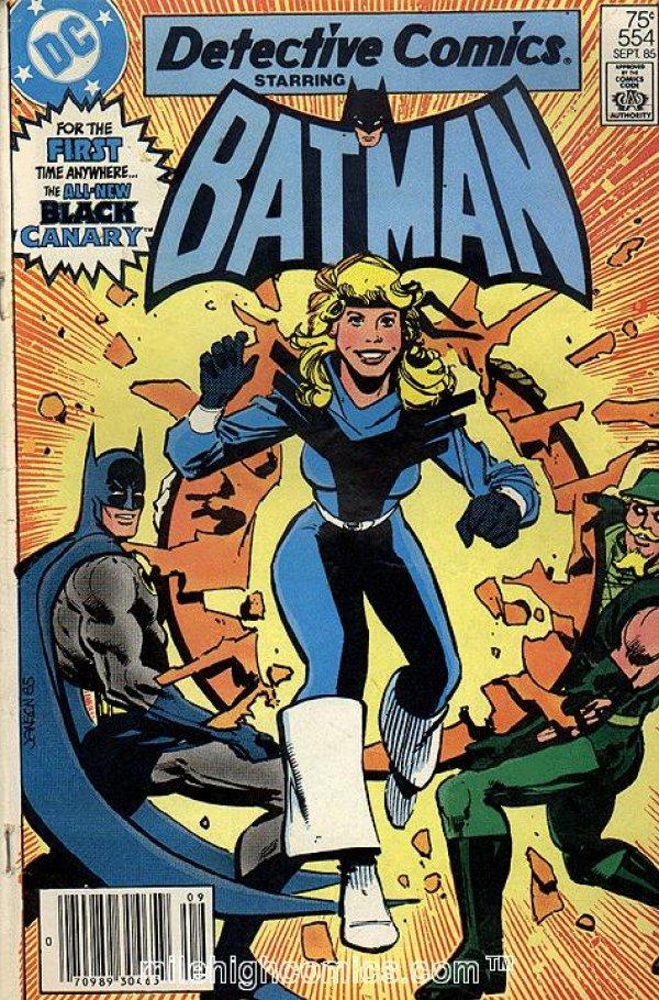 Detective Comics #554