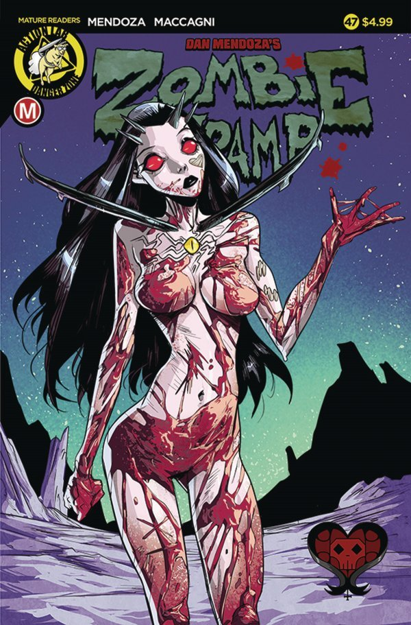 Zombie Tramp #47