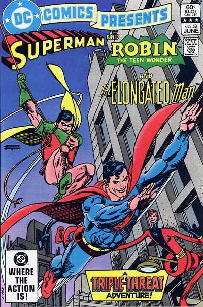 DC Comics Presents #58