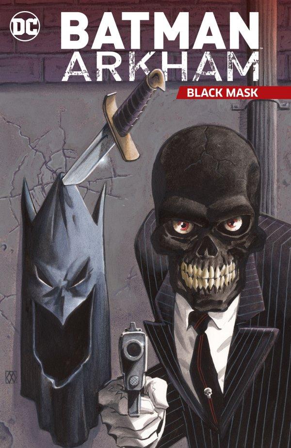 Batman Arkham: Black Mask TP
