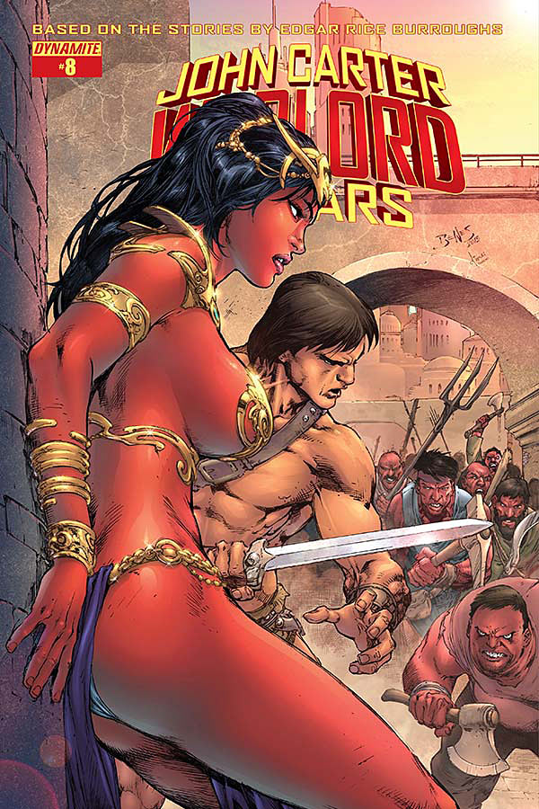 John Carter: Warlord of Mars #8
