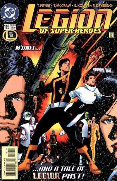 Legion of Super-Heroes #119