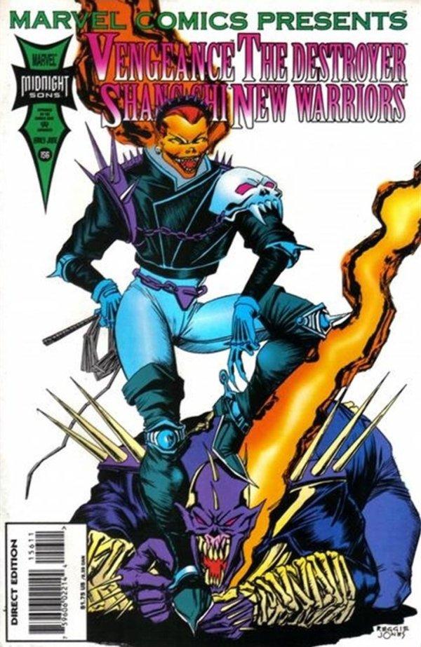 Marvel Comics Presents #156