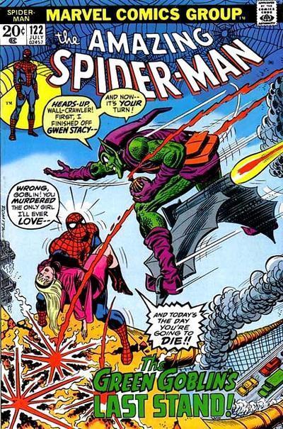 The Amazing Spider-Man #122