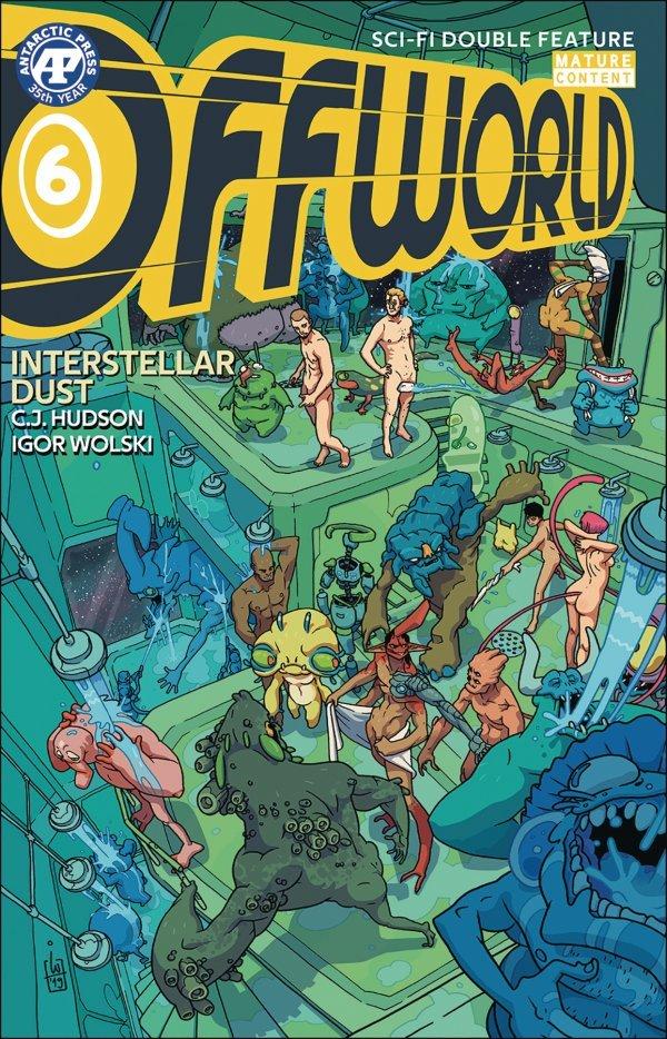 Offworld Sci Fi: Double Feature #6