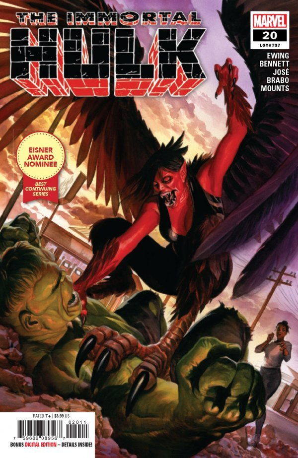 The Immortal Hulk #20