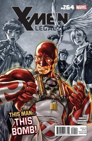 X-Men: Legacy #264
