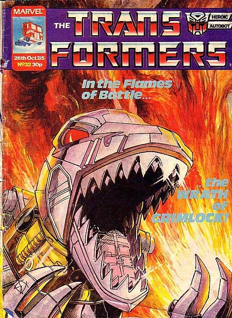 The Transformers #32