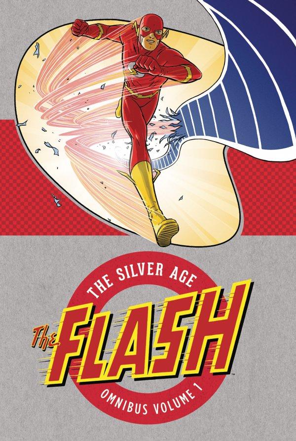 Flash The Silver Age Omnibus Vol. 1 New Ed HC